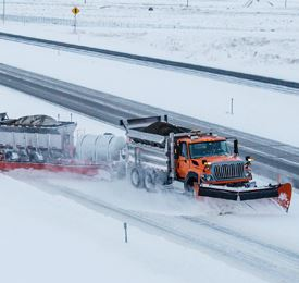 MDT Snow Plow image
