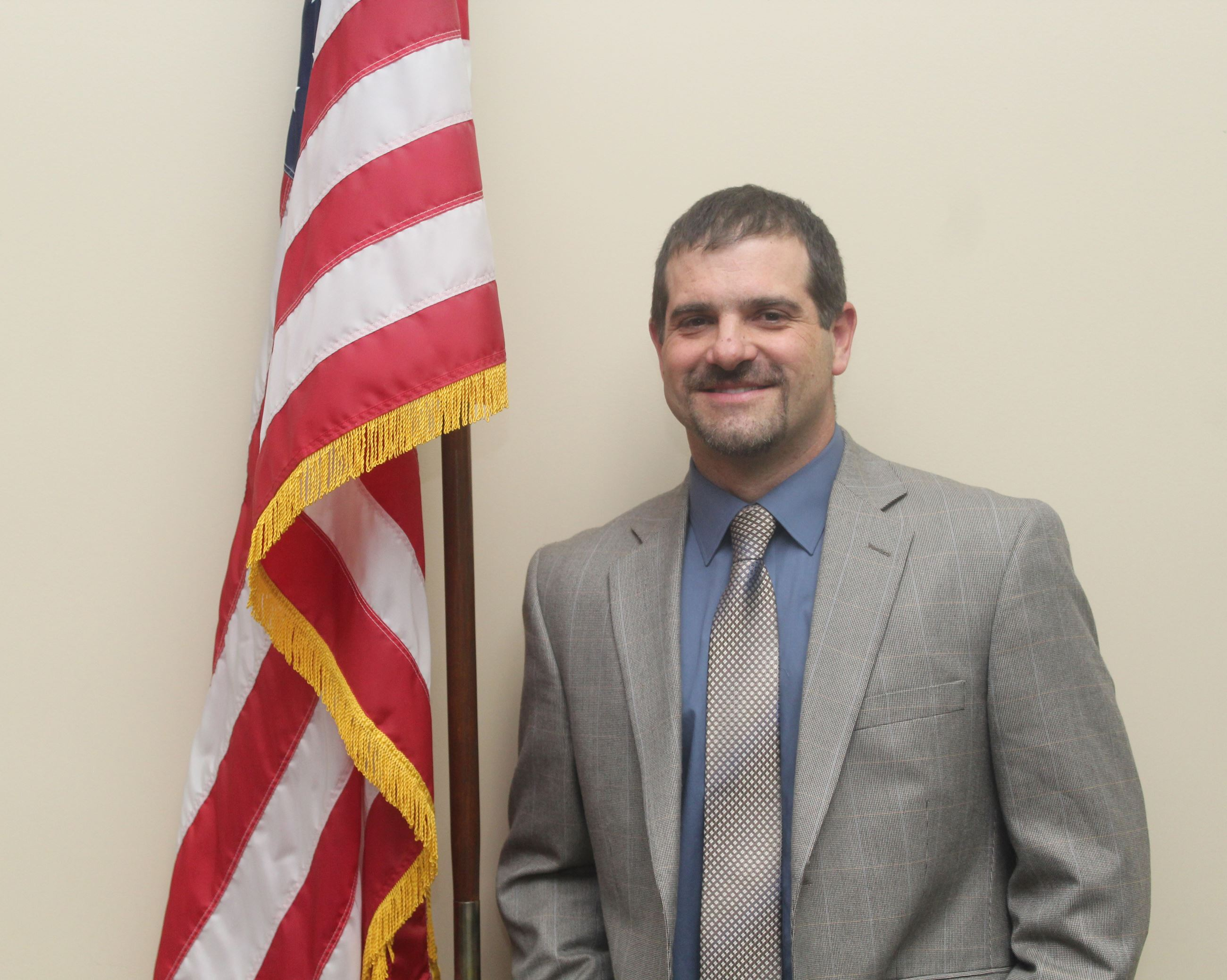 Councilor Chad Graham