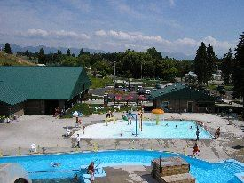 Woodland Water Park Activity Pool