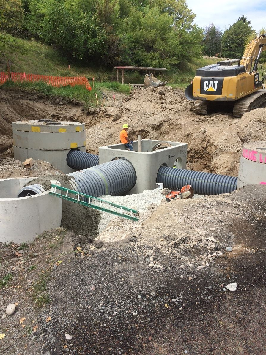 Sylvan Drive Storm Main Improvement Project