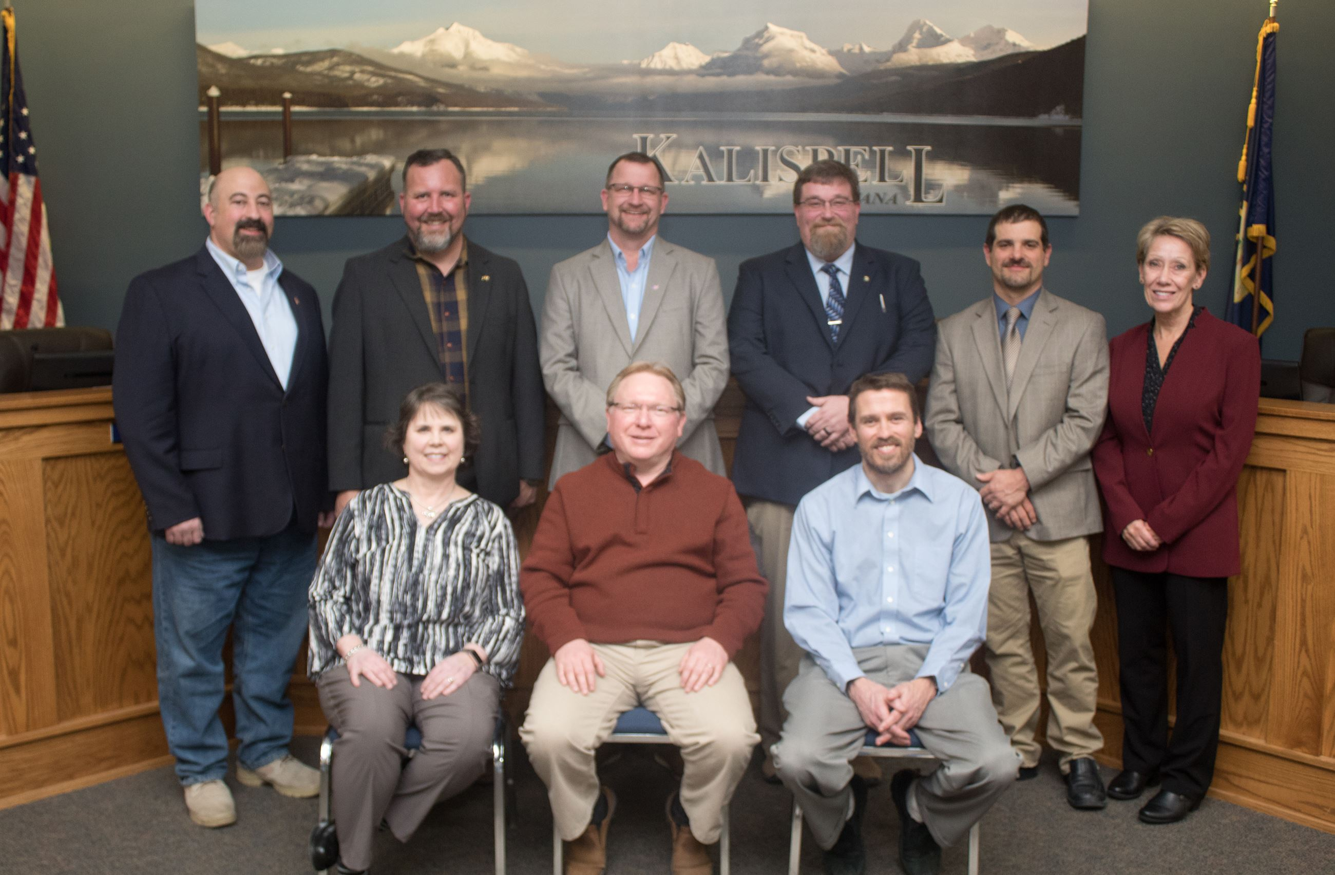 Kalispell City Council 2020